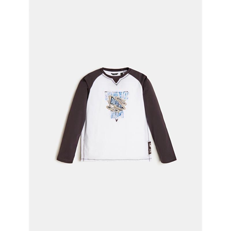 Ефектна блуза за момче Guess L0YI16K5M20