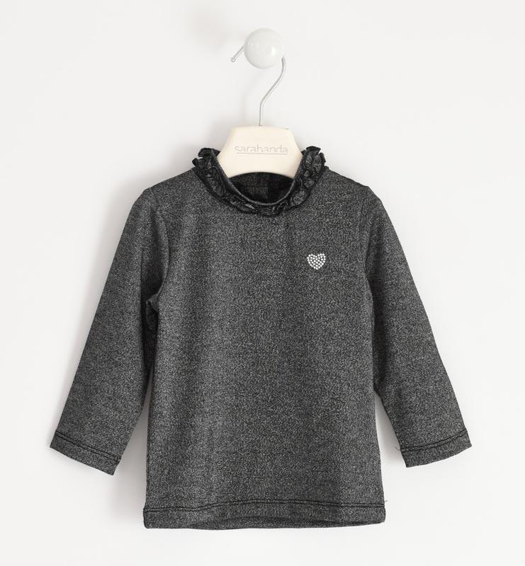 Красива блуза с нежни отблясъци Sarabanda 01221