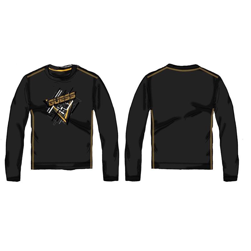 Детска спортна блуза Guess L0BI20I3Z11