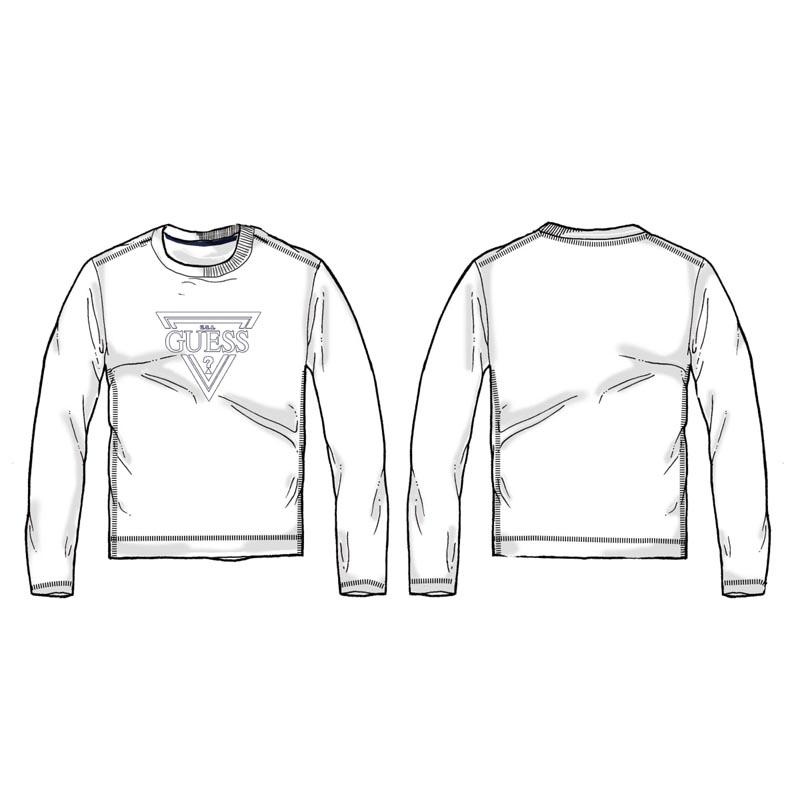 Детска спортна блуза Guess L0BI27I3Z11