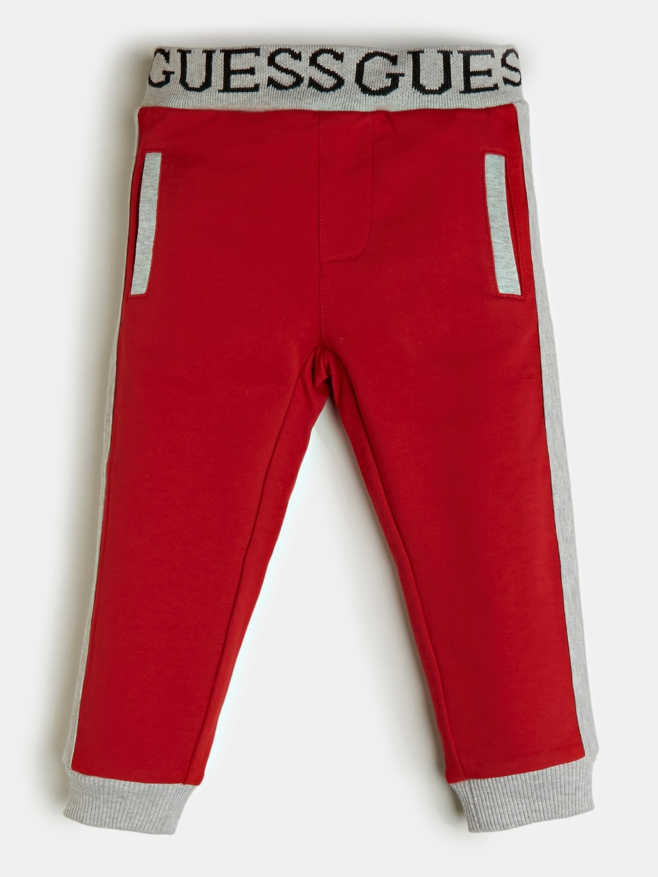 Бебешки спортен панталон Guess N0BQ07K82T0