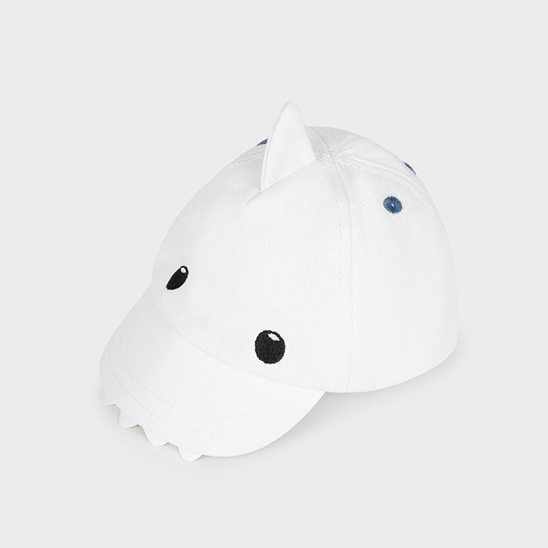 Бебешка лятна шапка с козирка Mayoral 9380
