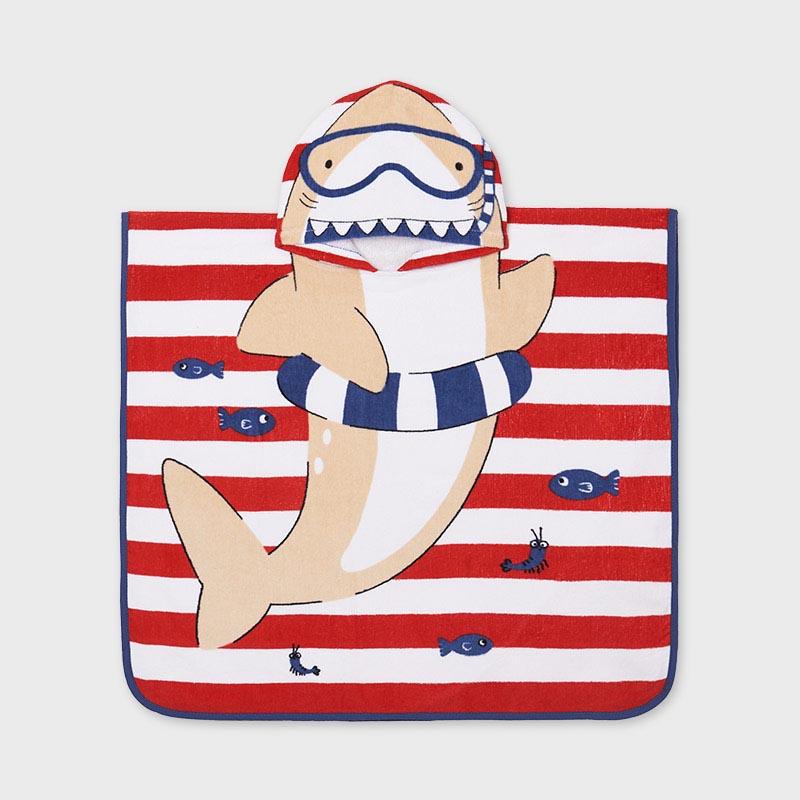 Бебешко пончо с акула Mayoral 9926