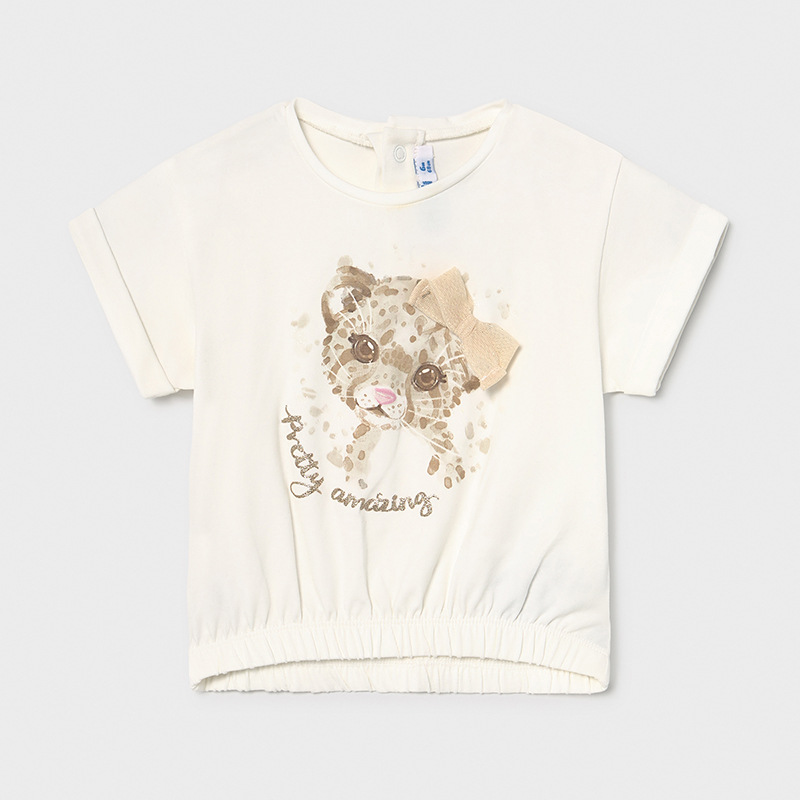 Красива бебешка тениска Mayoral 1092