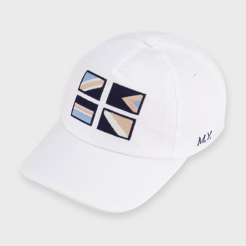 Спортна шапка с козирка за момче Mayoral 10066