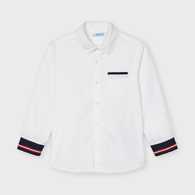 Детска спортно-елегантна риза Mayoral 3130