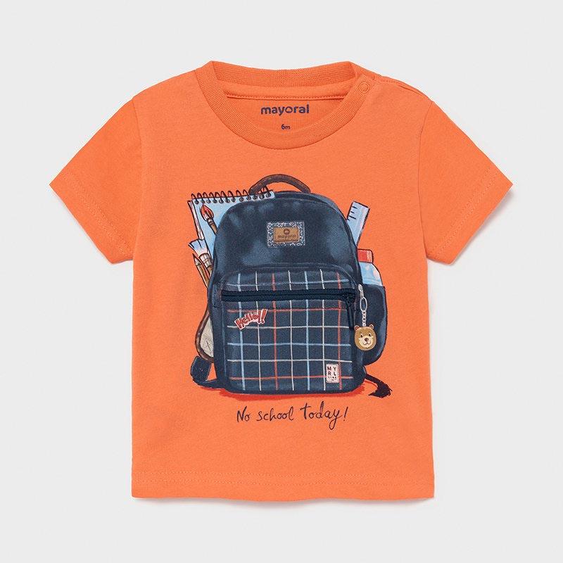 Бебешка памучна блуза Mayoral 1011
