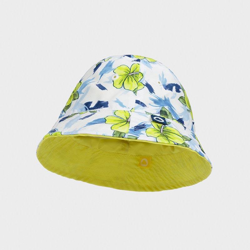 Бебешка лятна двулицева шапка Mayoral 10016