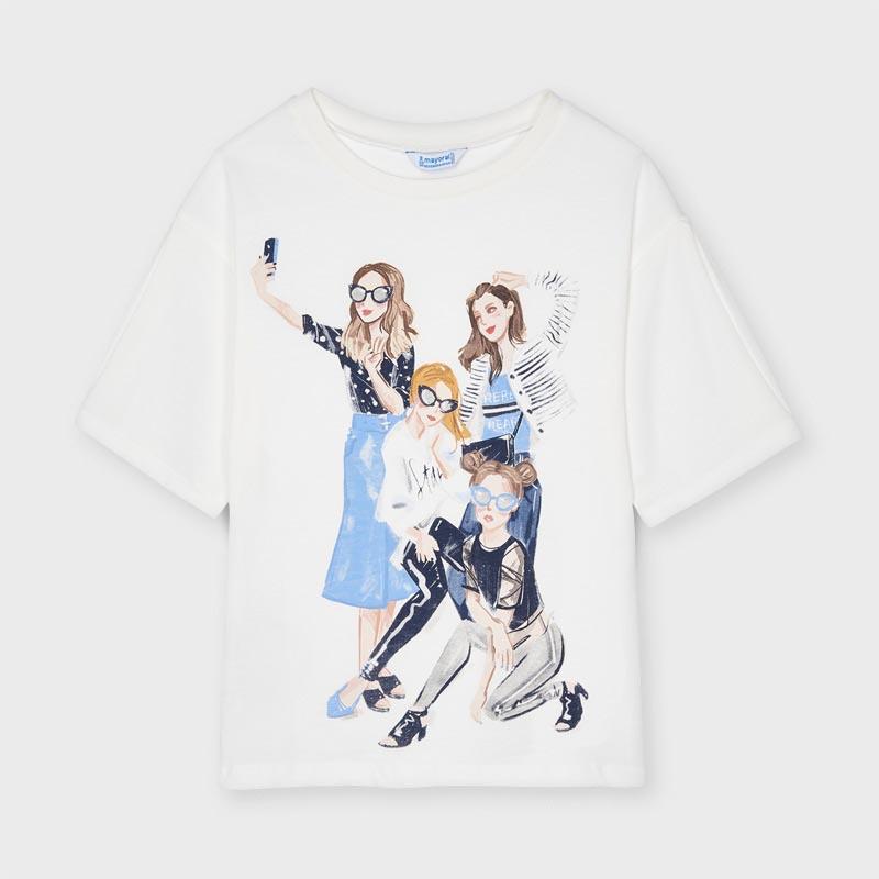 Детска тениска Mayoral 6004