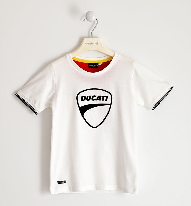 Спортна блуза с лого Sarabanda от серията на DUCATI 02391