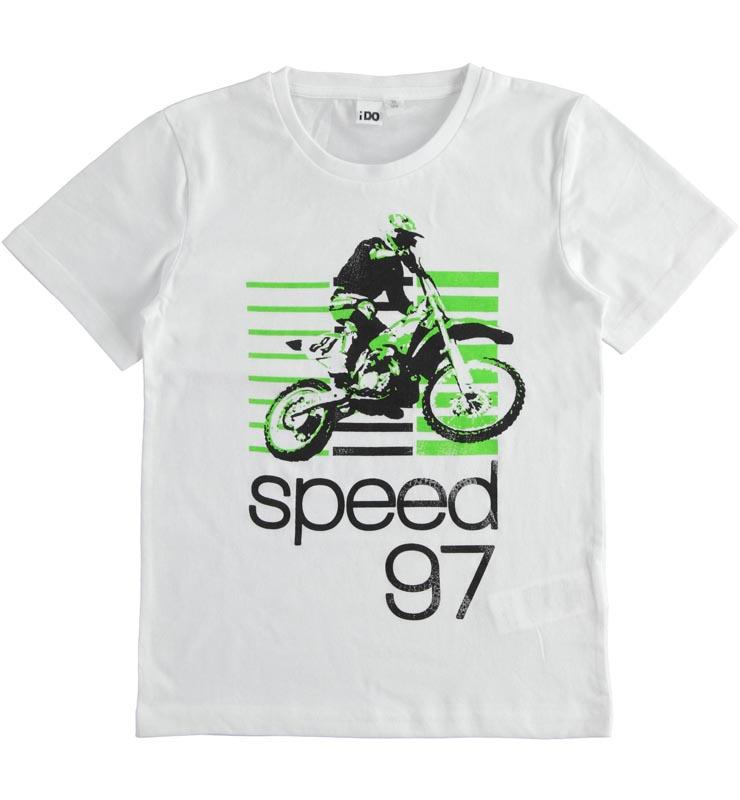 Спортна тениска за момче IDO 42228