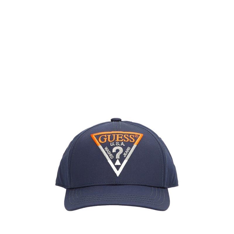 Детска спортна шапка с коризка Guess ABDER1C0211