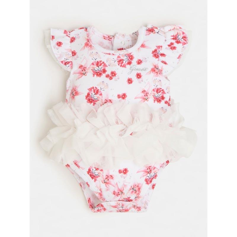 Бебешка боди рокля Guess S1RG11KA6W0