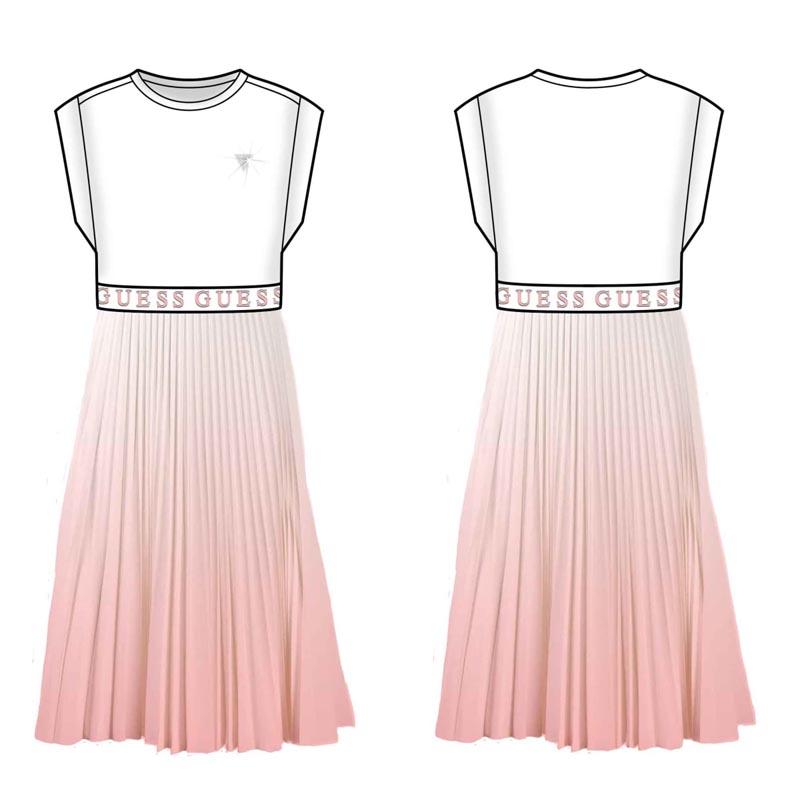 Нежна рокля солей Guess J1GK44J1300