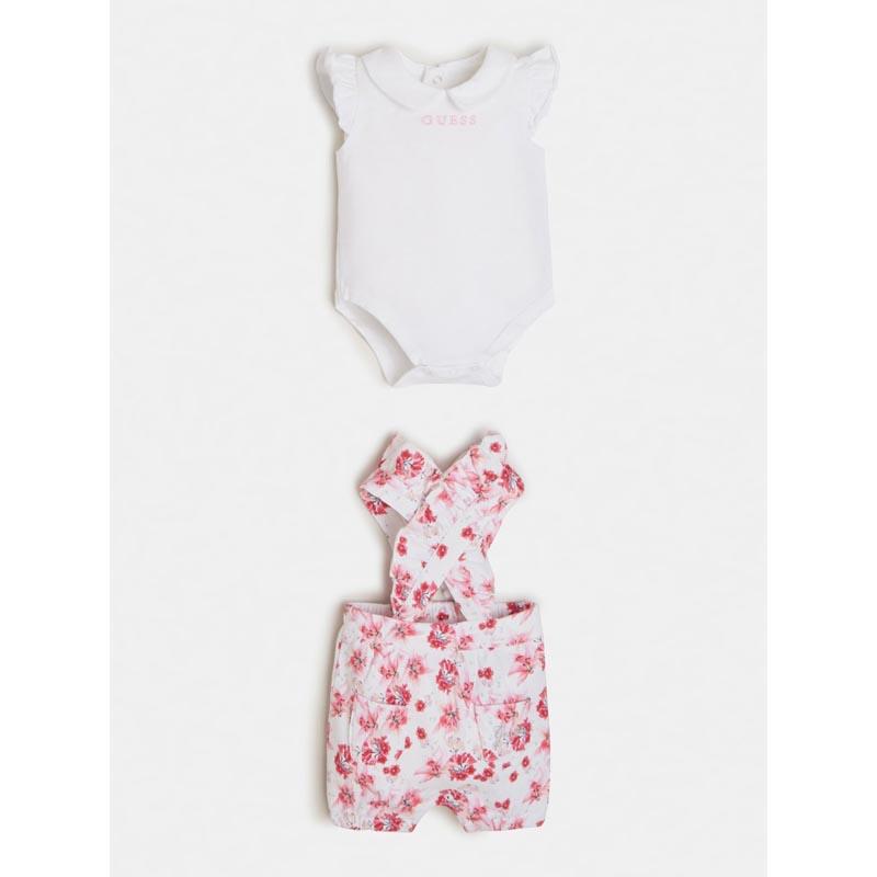 Бебешки комплект от 2 части за момиче Guess S1RG13J1311