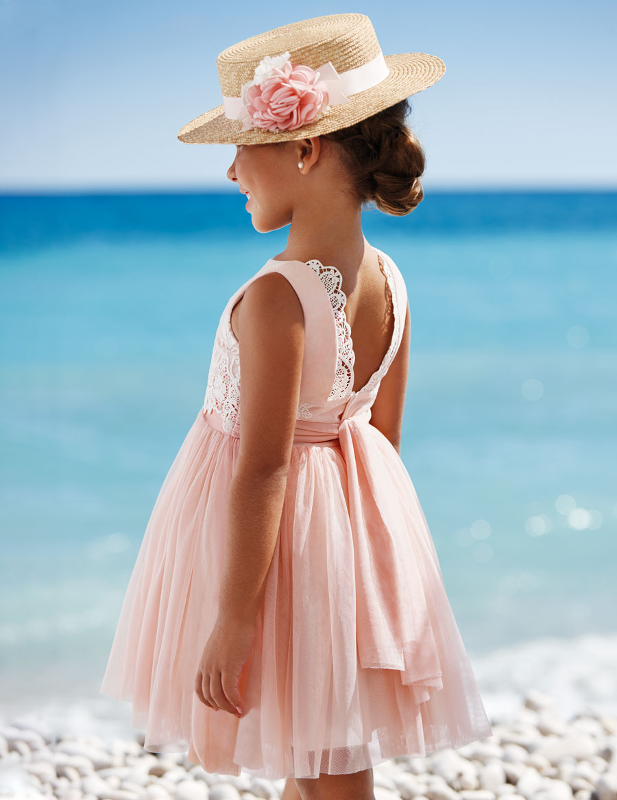 Детска рокля Abel and Lula 5015