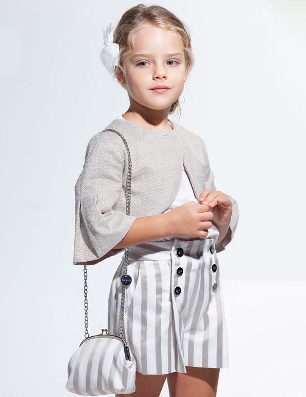 Стилен детски панталон Abel and Lula 5205