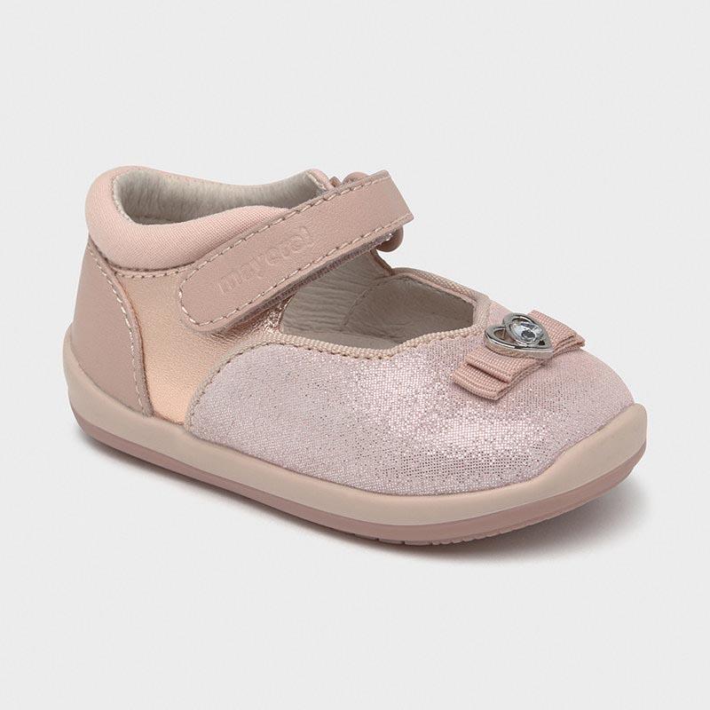 Бебешки бляскави пантофки Mayoral 41240