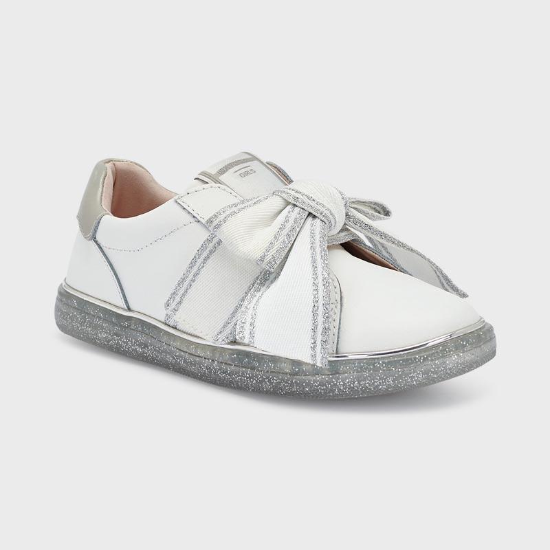 Спортни обувки от кожа за момиче Mayoral 43241