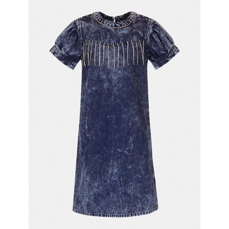Детска рокля от деним Guess J1RK01D49Y0