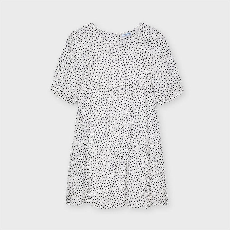 Стилна детска рокля  Mayoral 6926