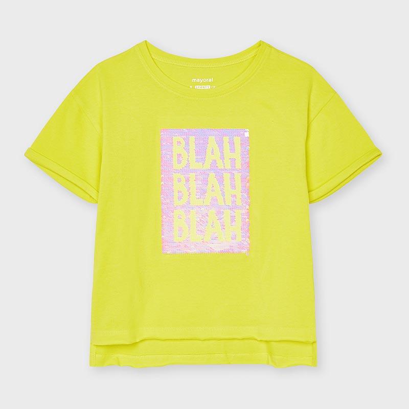 Детска блуза с пайети Mayoral 6018