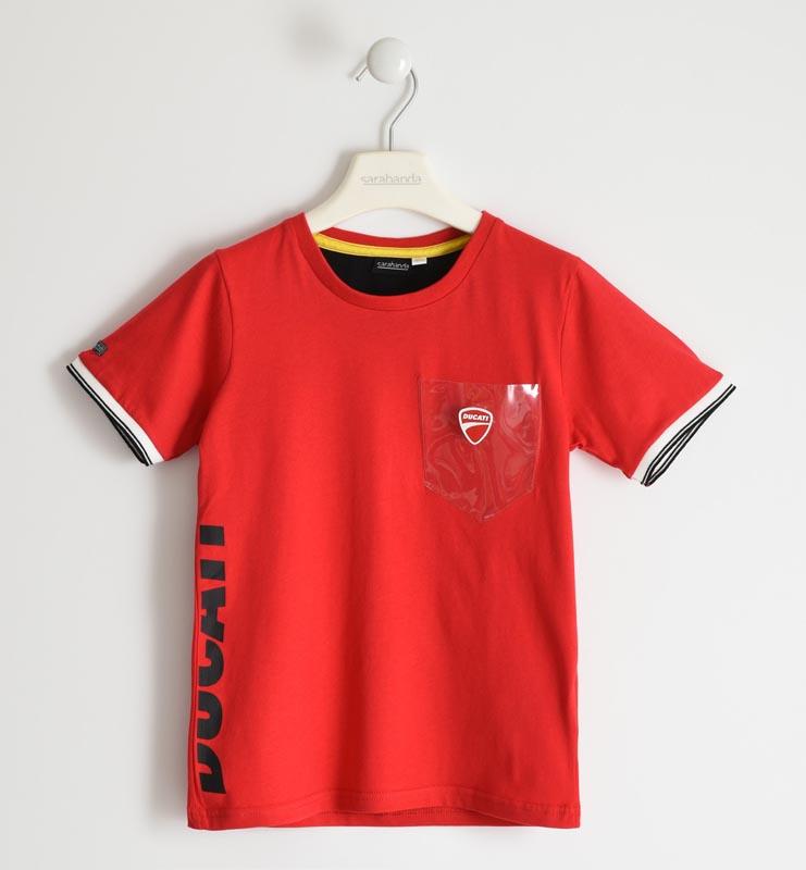 Детска блуза Sarabanda от серията на DUCATI 02393