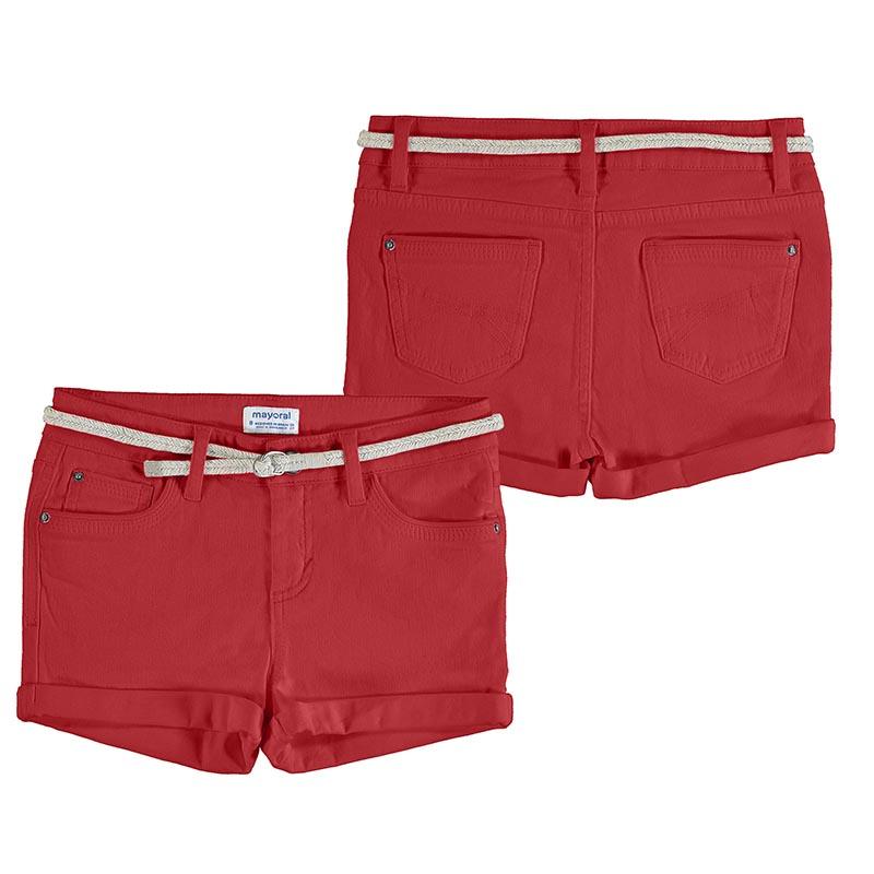 Детски къс панталон с колан Mayoral 275