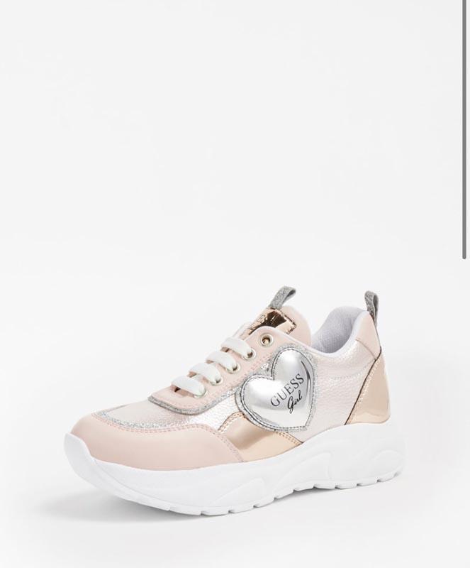 Детски спортни обувки Guess FI5CLRELE12