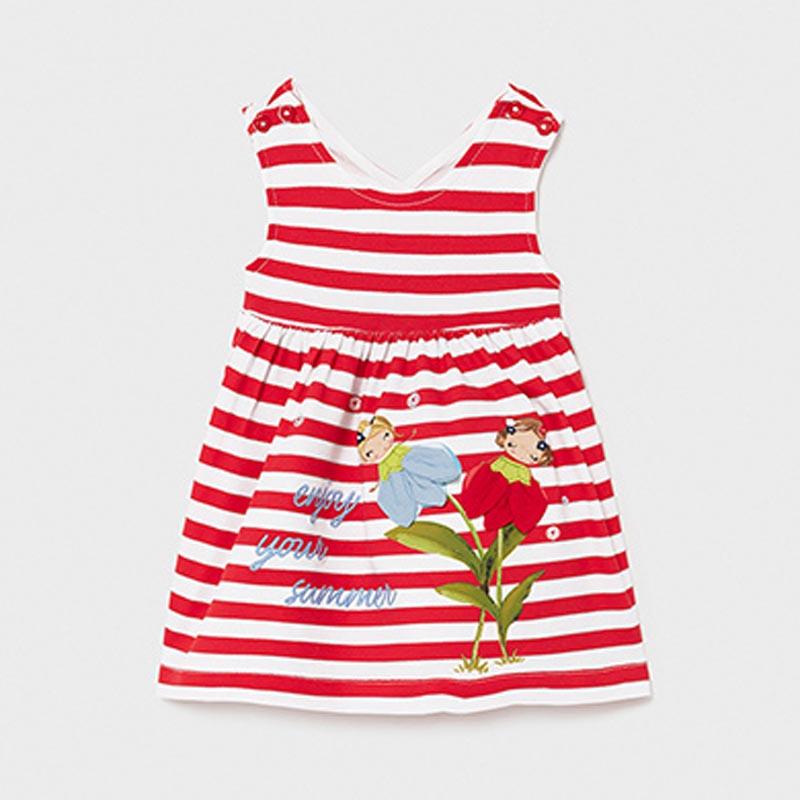 Бебешка ежедневна рокля от трико Mayoral 1991