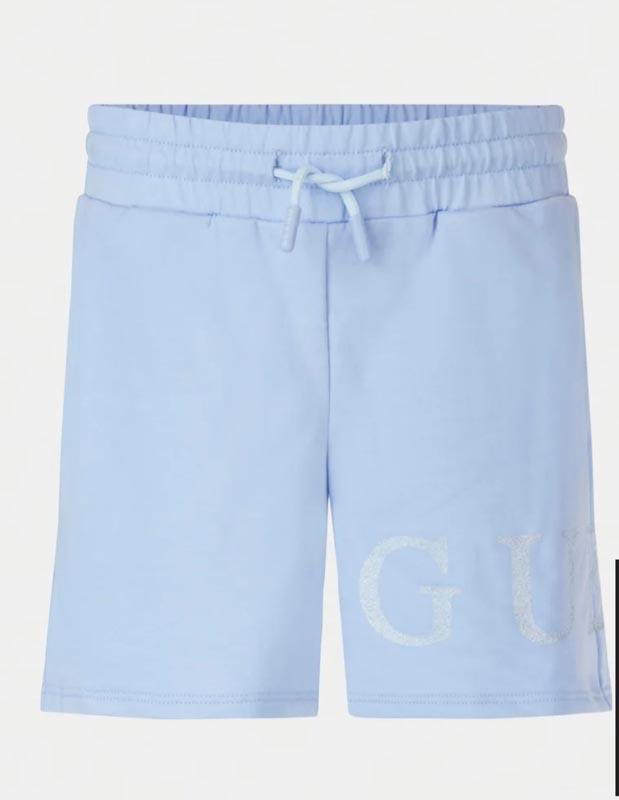 Бебешки памучни шорти Guess K1GD08KAN00
