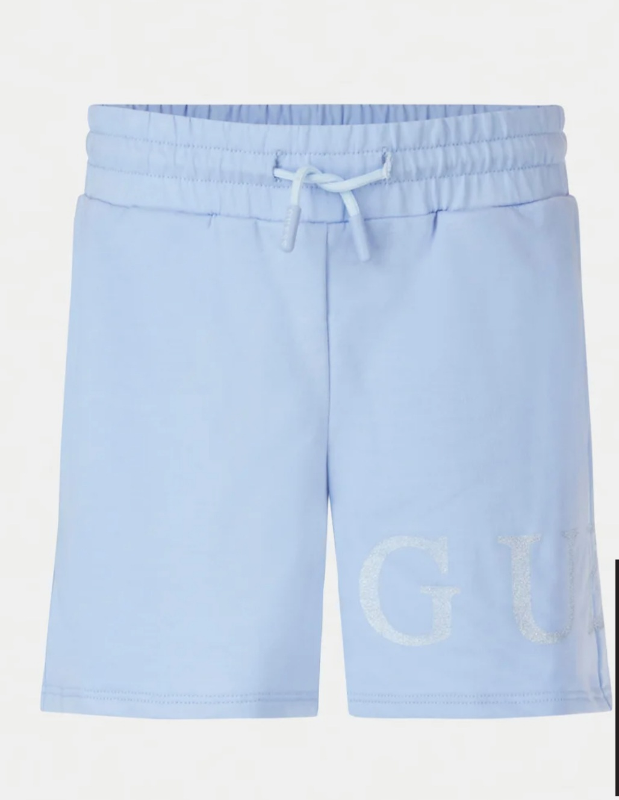 Детски памучни шорти Guess K1GD08KAN00