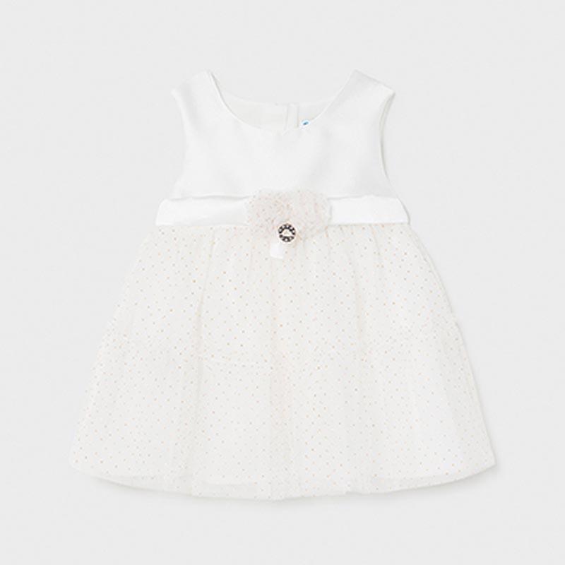 Бебешка официална рокля Mayoral 1963