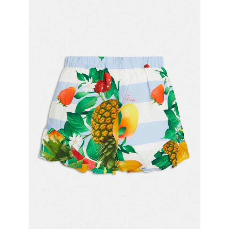 Детски цветни къси панталони Guess J1GD10WBI40 - 2