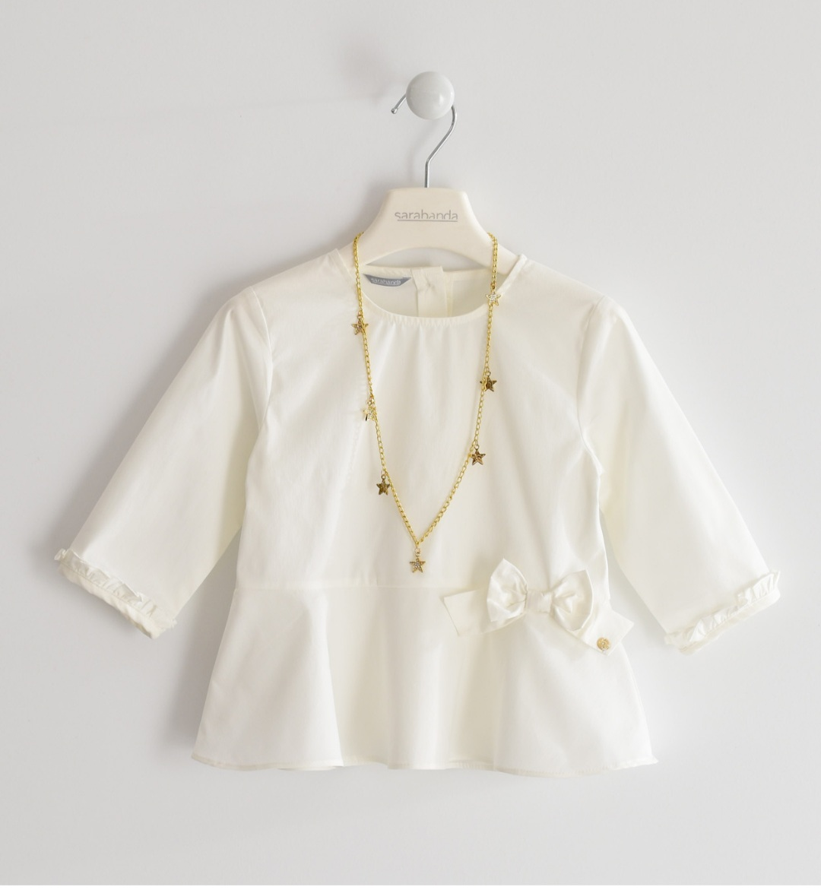 Детска елегантна риза Sarabanda 0J201