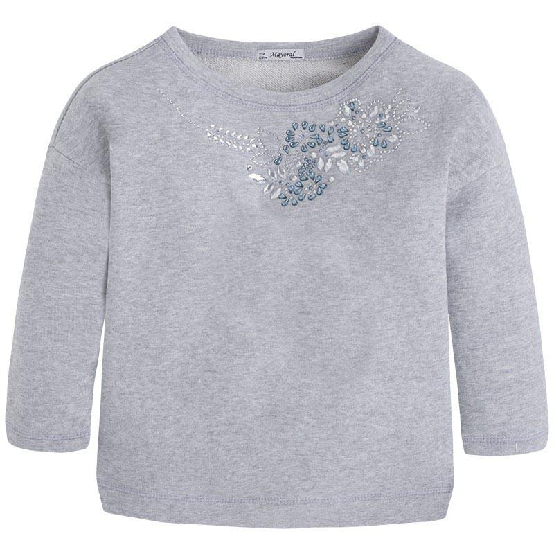 Детска блуза с камъни Mayoral 6412