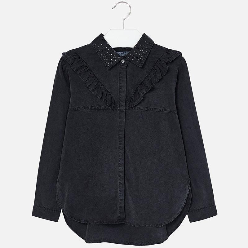 Стилна риза за момиче Mayoral 7120