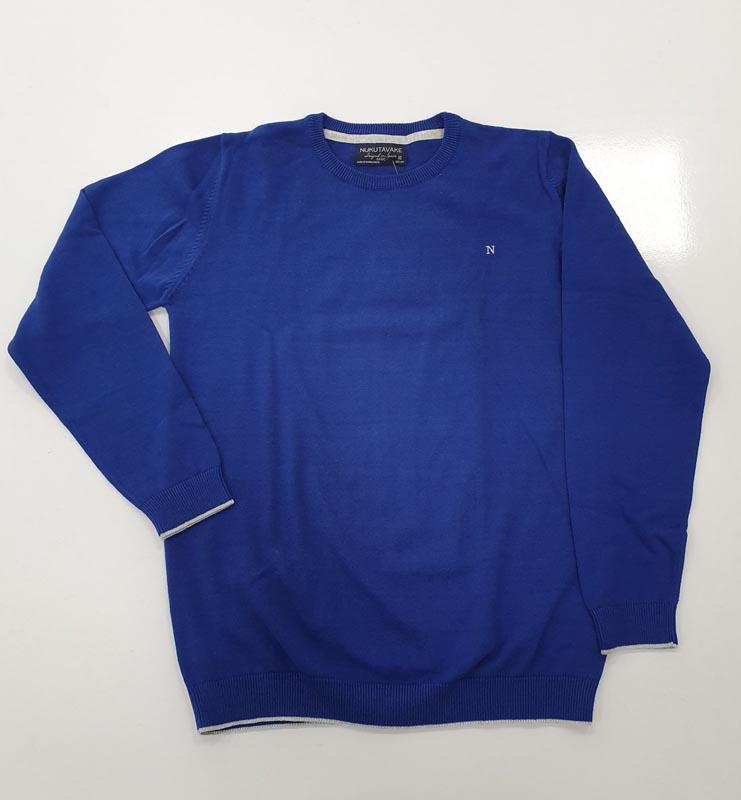 Спортно-елегантен пуловер от фино плетиво Mayoral 354