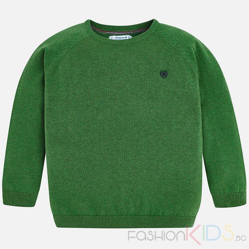 Детски плетен пуловер Mayoral 323
