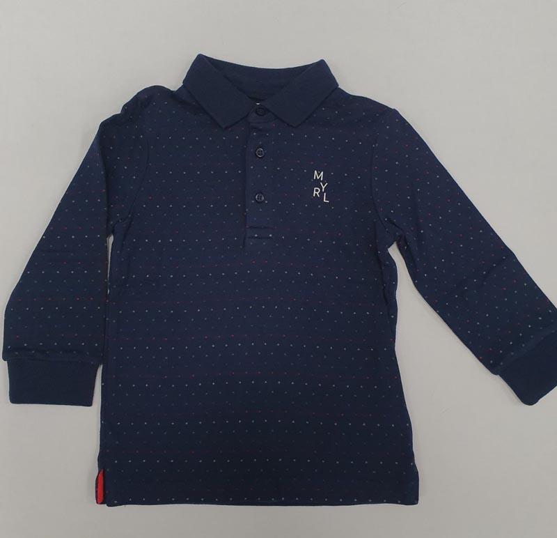 Детска блуза с дизайн на цветни точки Mayoral 4108