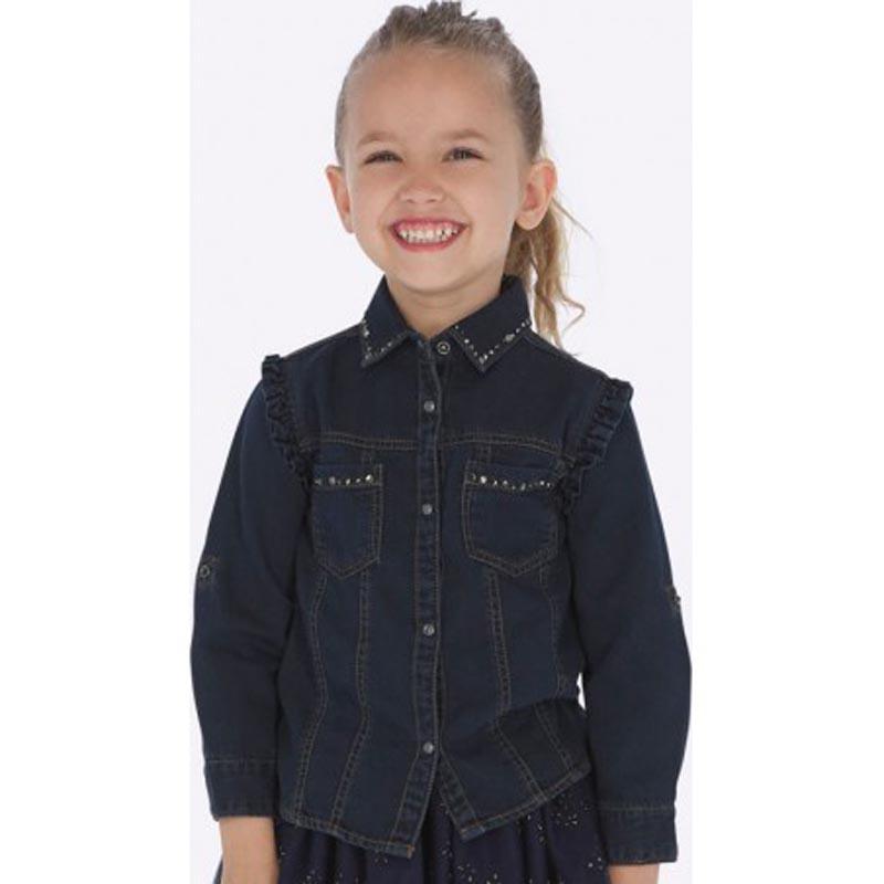 Детска дънкова риза Mayoral 4105