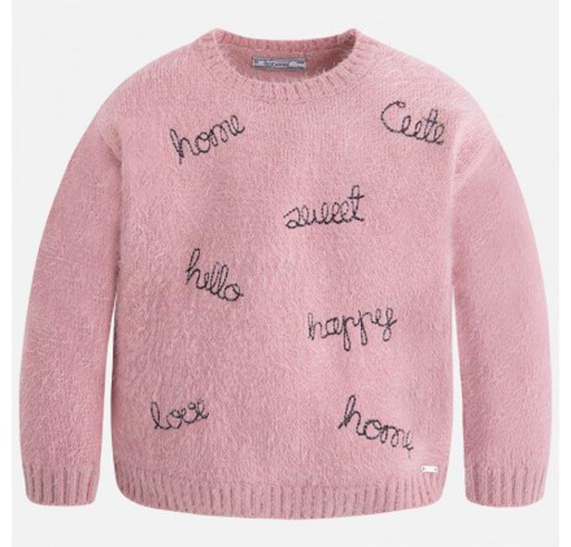 Удобен детски пуловер с фин косъм Mayoral 4327