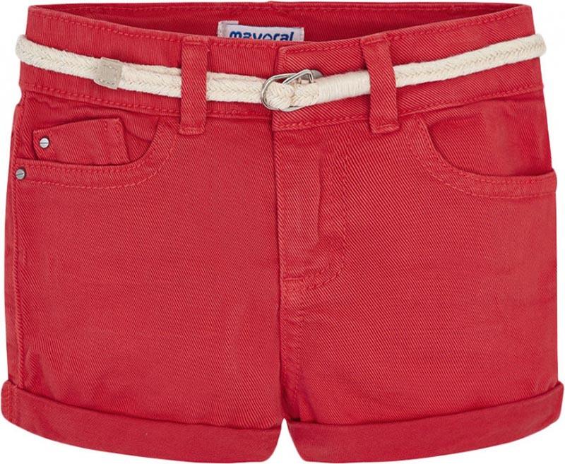 Къс дънков панталон за момиче Mayoral 234