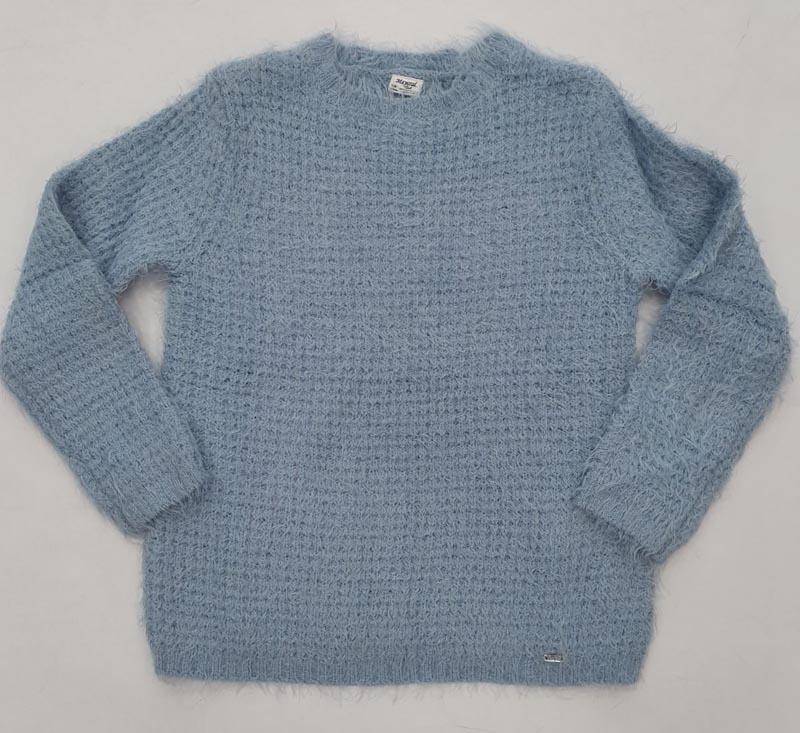 Детски пуловер с фин косъм Mayoral 7319