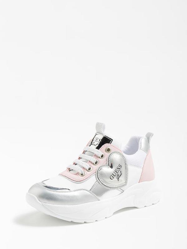 Детски спортни обувки Guess FI7CLAELE12