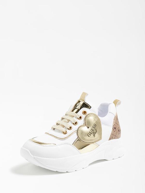 Детски спортни обувки Guess FJ7CLALEA12