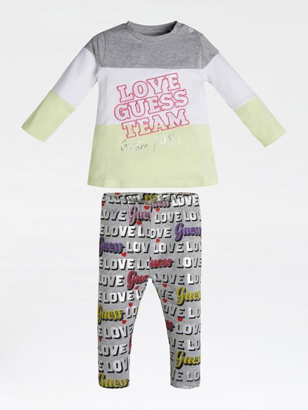 Бебешки цветен комплект Guess A1YG04K6YW1
