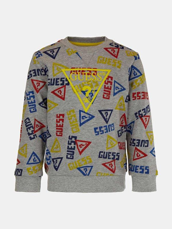 Детска блуза с интересен дизайн Guess N1YQ05KA6R0