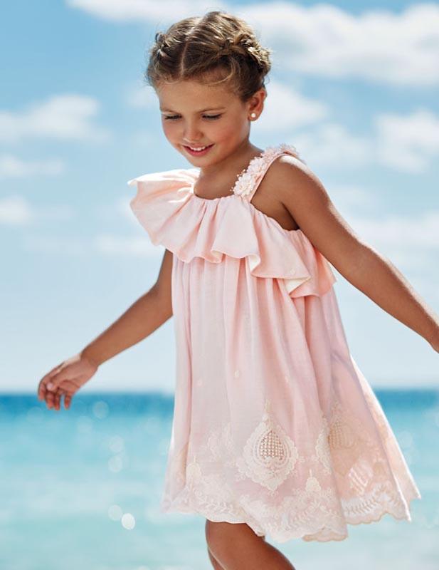 Детска рокля Abel and Lula 5011