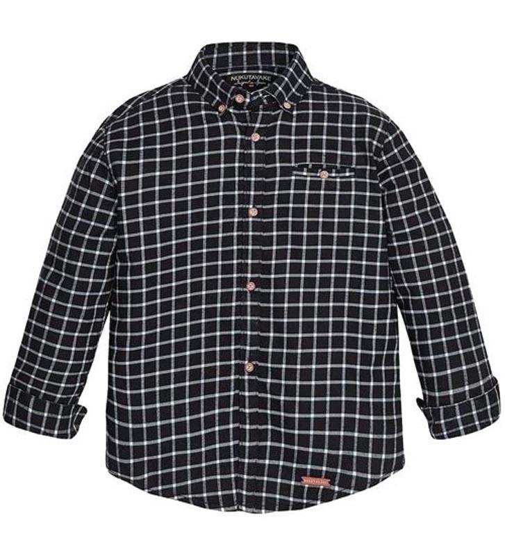 Карирана риза за момче Mayoral 7140